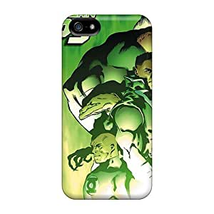 AHnIh4229frERK Green Lantern Corps Fashion Tpu 5/5s Case Cover For Iphone