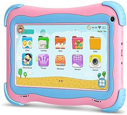YUNTAB Q91 Tablet Infantil de 7 Pulgadas (Android 5.1, Quad-Core ...