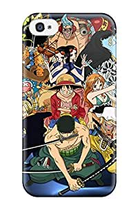 Anti-scratch And Shatterproof One Piece New Worlds Phone Case For Iphone 4/4s/ High Quality Tpu Case