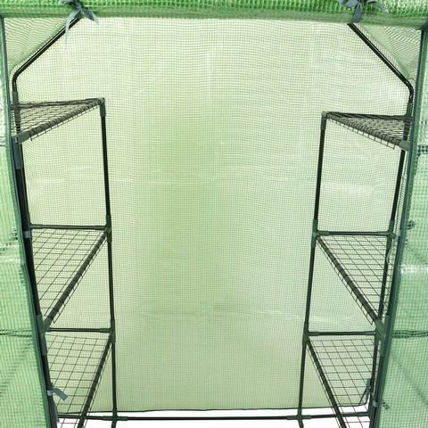 4 tier mini greenhouse instructions