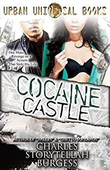Cocaine Castle by [Burgess, Charles]