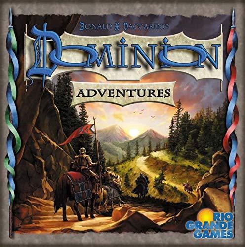 Rio Grande Games Dominion Adventures - Game Adventure Card
