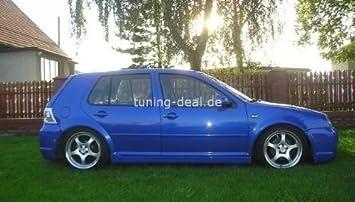 VW Volkswagen Golf 4 IV R32 Faldón lateral 5 puertas