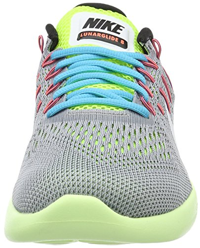 Navy NIKE Training Wolf Electro White Grey Lunarglide Shoes Green Men��s Blue Grey Dunkelblau Gamma Volt Armory 8 x0r0fSwqg