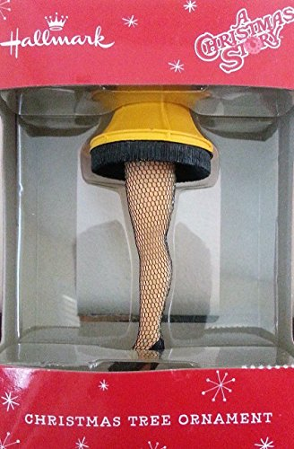 A CHRISTMAS STORY LAMP Ornament (New) for sale  Delivered anywhere in USA