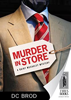 Murder in Store by [Brod, DC]