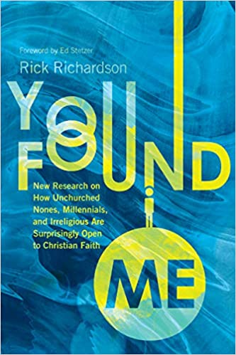 New To You >> You Found Me New Research On How Unchurched Nones