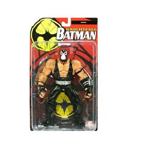 Batman Knightfall: Bane Action -