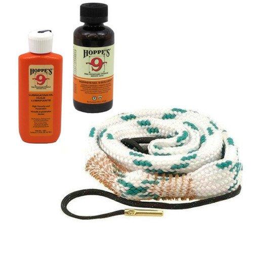 Westlake Market 12 Gauge Shotgun Cleaning Kit with Snake, Bore Cleaner and Lube Oil 12 Gauge Shotgun Cleaner