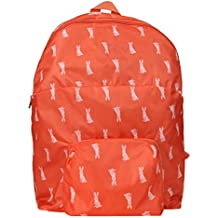 Travel Backpack - Cartoon Women Backpack Waterproof Foldable Schoolbag Travel Shoulder Bag