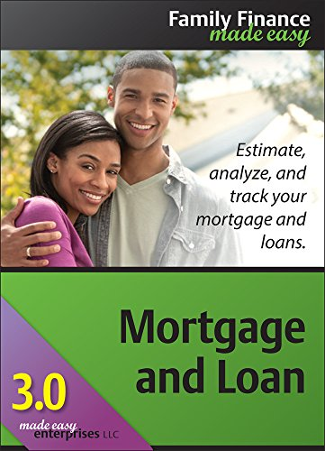 Mortgage And Loan Calculators 3.0 Deluxe [Download]