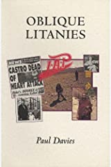 Oblique Litanies: Nine Conversations and an Afterthought Kindle Edition