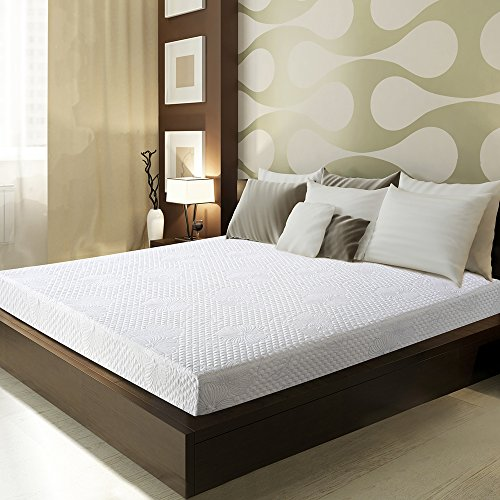Olee Sleep 6 in Saturn Memory Foam Mattress Twin 06FM01T by Olee Sleep