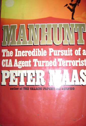 Manhunt by Peter Maas