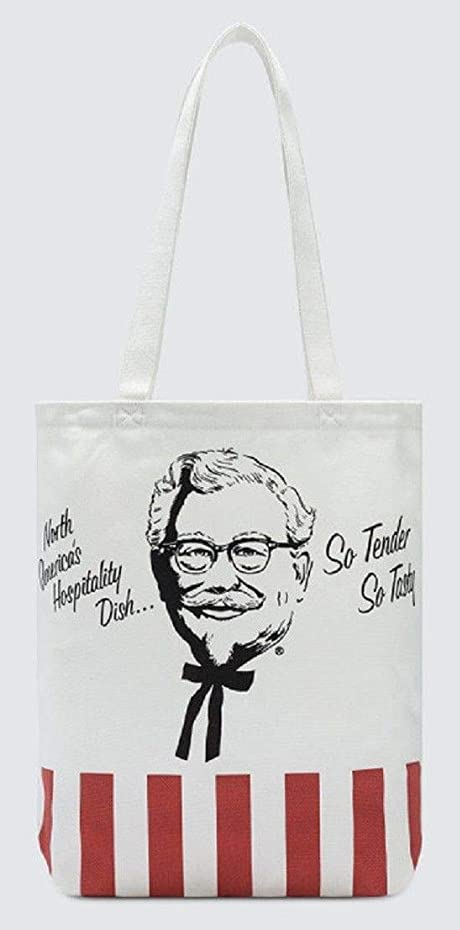 HUMAN MADE KFC TOTE BAG