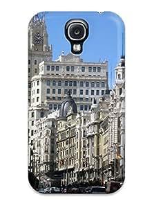 AraHfex4557NCMyQ Valerie Lyn Miller Madrid City Durable Galaxy S4 Tpu Flexible Soft Case