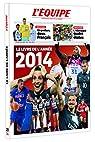 Le livre de l'année 2014 par L'Équipe