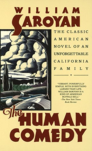Books : The Human Comedy