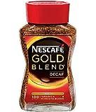 Nescafe Gold Blend Decaf Coffee, 100g