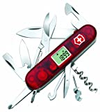 Victorinox Traveller Lite Multi-Tool (Red), Outdoor Stuffs