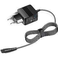 KFD 5,4W 15V 0,36A Adaptador de Corriente Cargador Afeitadora para Philips Series 5000 3000 7000 9000 Norelco HQ8505…