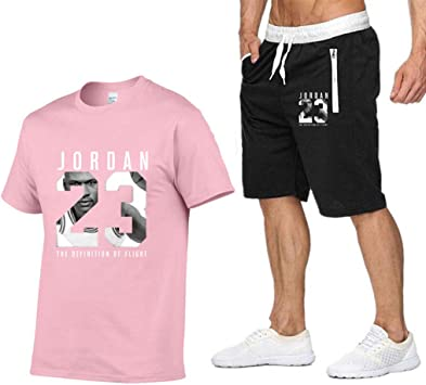 Chicago Bulls Jordan Moda Hombre Manga Corta Camiseta, Hombres ...