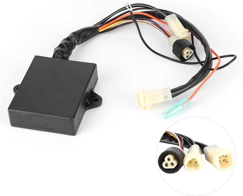 Qiilu Bo/îte CDI dallumage 3HN-85540-10-00 adapt/ée pour Big Bear 350 YFM350FW 4x4//Moto-4 1990-1994