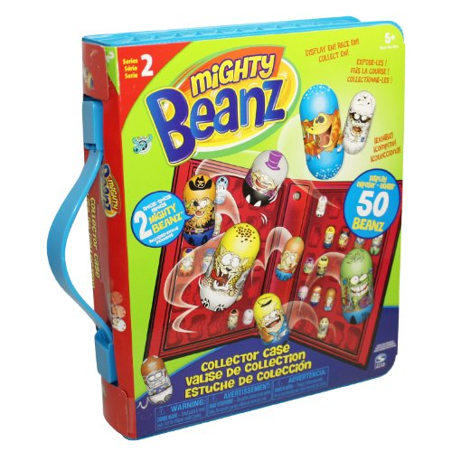 Spin Master Mighty Beanz Collector Case Series 2