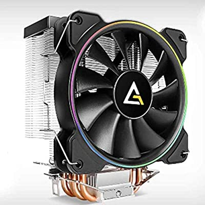 Antec CPU Cooler, A30, 92 mm LED Fan Ventilador: Amazon.es ...