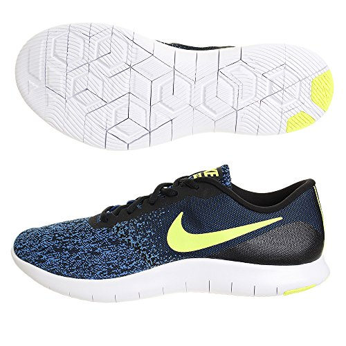 De Running White Volt Black Photo Unisex Erwachsene Nike Contact White Fitnessschuhe Zapatillas Schwarz Blue Flex Weiß wAncqtUWIP