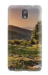 David Dietrich Jordan's Shop Cute High Quality Galaxy Note 3 Sunrise Case 1062921K40064605