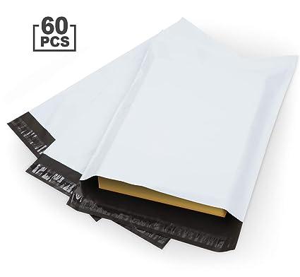 Anstore - 60 bolsas de plástico para envíos postales ...