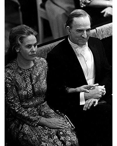 Premium Photographic Print Director (Globe Photos ArtPrints Ingmar And Ingrid Bergman Wearing Evening Wear - 8