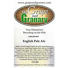 Grape and Granary English Pale Ale Beer Kit- For 5 US Gallons