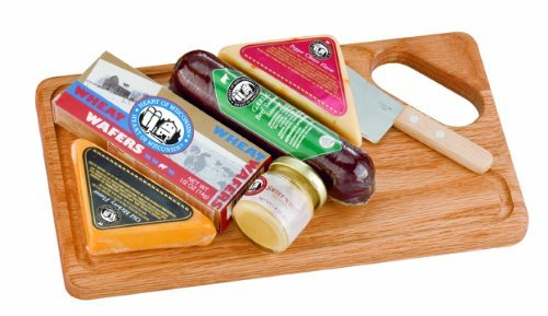 Wisconsin Gold Gourmet Meat and Cheese Gift Set