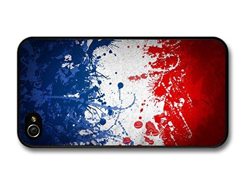 French Flag France Drapeau Français coque pour iPhone 4 4S