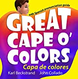 Free eBook - Great Cape o  Colors   Capa de colores