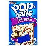 Kellogg's Pop Tarts Hot Fudge Sundae (8x48g)