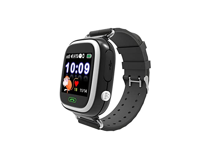 inkasus Montre Bluetooth Kid Safe traceur GPS pour enfant: Amazon.fr: High-tech