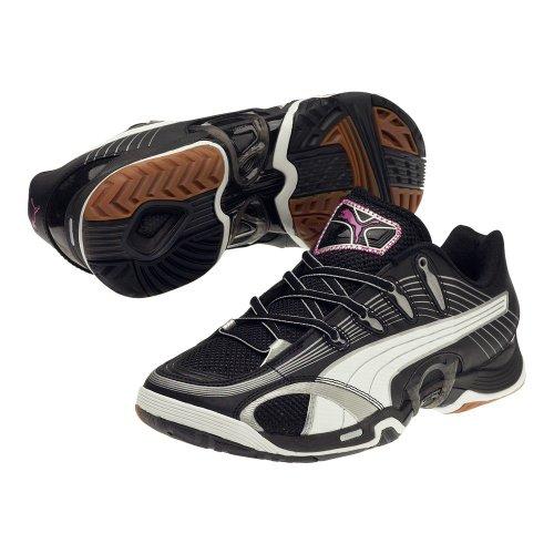 Puma Accelerate V Halle Zapatos Mujer 6.5uk–