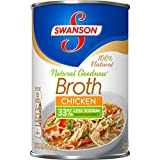 Swanson Natural Goodness Chicken Broth, 14.5 oz. Can