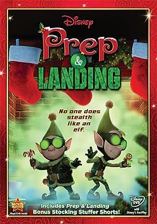 Amazon Com Prep And Landing Prep Landing Movies Tv