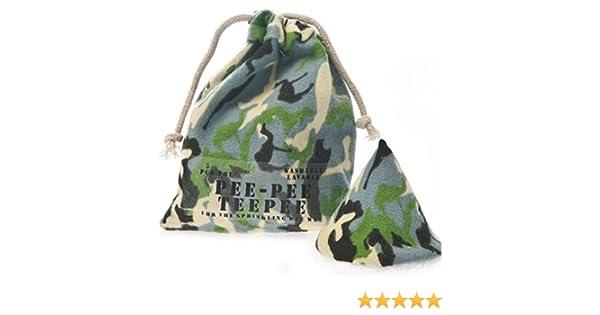 Pee-pee Teepee Camo Green - Laundry Bag Beba Bean PT5010