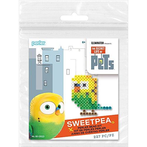 (Perler Secret Life of Pets Activity Kit-Sweetpea_80-53023)