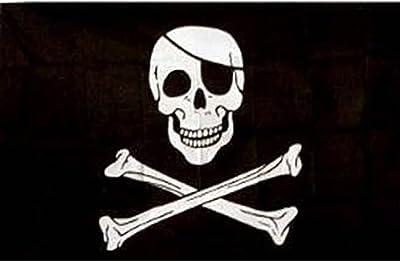 drapeau tête de mort 3