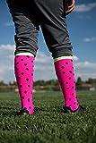 MadSportsStuff Neon Watermelon Over The Calf Socks