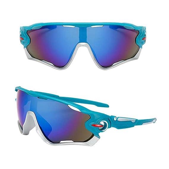 Gafas de Bicicleta/gafas de montar, ASHOP Gafas de sol de ciclismo Gafas de bicicleta Gafas de sol polarizadas (E): Amazon.es: Deportes y aire libre