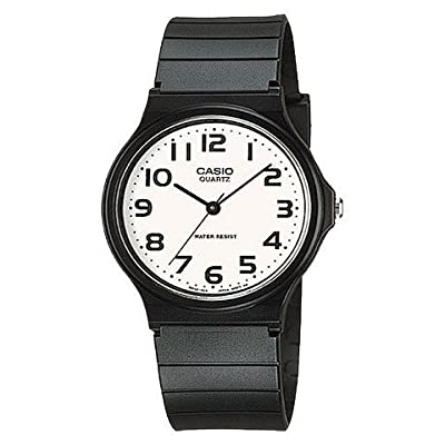 Casio Men's Analog Watch - Black MQ24-7B2 TRG