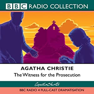 The Witness for the Prosecution (Dramatised) Radio/TV