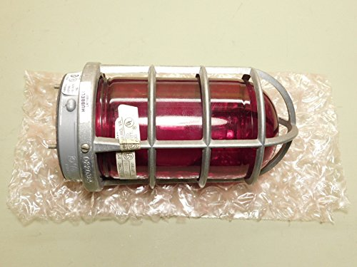 BRAND NEW - Hubbell Killark Electric VRGP-100 Explosion Proof Light Fixture  RED